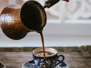 چطور درخانه قهوه ترک درست کنیم
