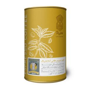قهوه اسپرسو آماتا طلایی