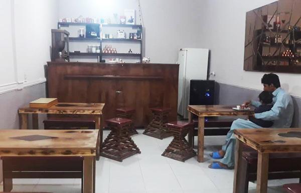 دکور-قهوه-فروشی-ساده در سیستان و بلوچستان