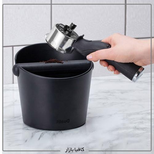 تجهیزات و لوازم کافه - ناک باکس سطلی