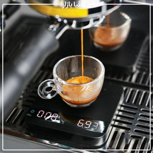 تجهیزات و لوازم کافه - اسکیل در عمل
