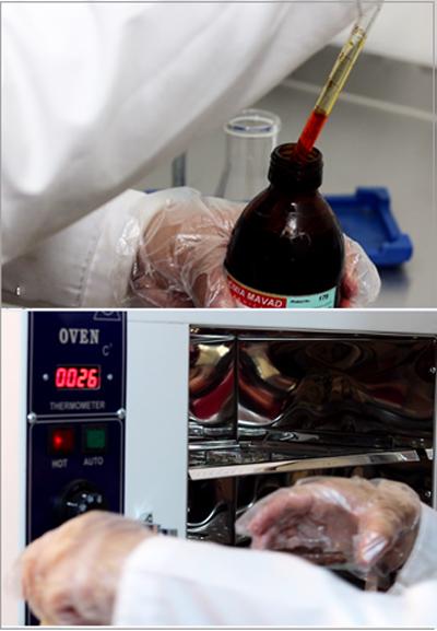 آزمایشگاه رستری